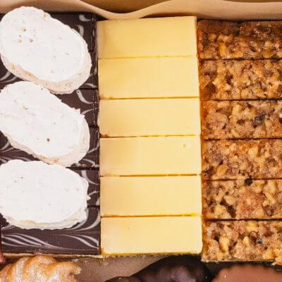 Prăjitură de gălbenușuri de Crăciun - Tempo magazin - Calendarul de Advent cu rețete