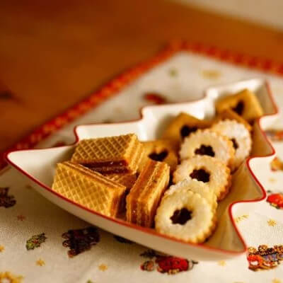 Prăjitură krantz de Crăciun - Tempo magazin - Calendarul de Advent cu rețete