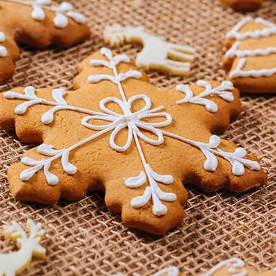 Turtă dulce de Crăciun - Tempo magazin - Calendarul de Advent cu rețete