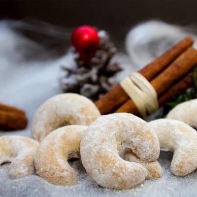 Cornulețe de Crăciun cu vanilie - Tempo magazin - Calendarul de Advent cu rețete