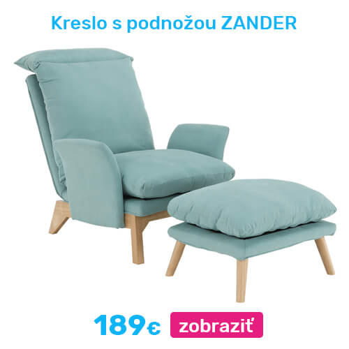 Kreslo Zander