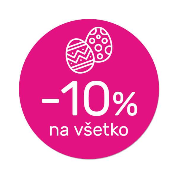 EXTRA zľava 10% na všetko | temponabytok.sk
